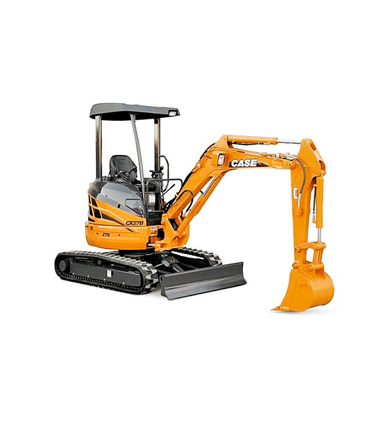 Manual De Taller Excavadora Case Cx20b-22b-27b ( Español )