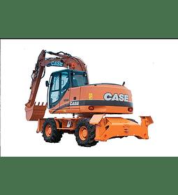 Manual De Taller Excavadora Case W145 -165-185 ( Inglés )