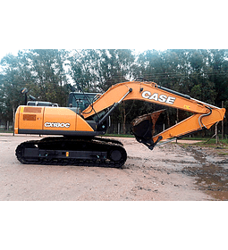 Manual de Taller Excavadora Case CX180 ( Inglés )