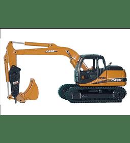 Manual de Taller Excavadora Case CX130 ( Inglés )