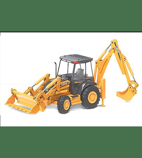 Manual de Taller Excavadora Case 580SR-590SR-695SM-695SR ( Inglés )