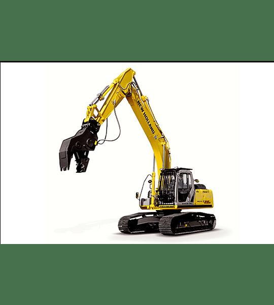 Manual de Reparaciones New Holland E215B- E245B ( Español )