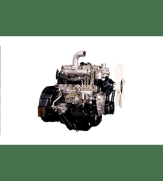 Manual de Taller Motor Isuzu 4BG1T - 6BG1T ( Inglés )