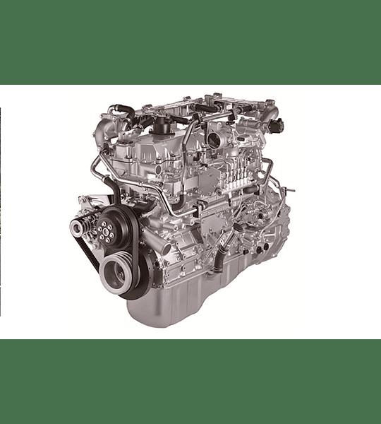 Manual de Taller Motor Isuzu 6HK1 ( Inglés )