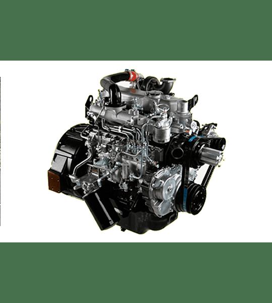 Manual de Taller Motor Isuzu BB-4BG1T - BB-6BG1T ( Inglés )