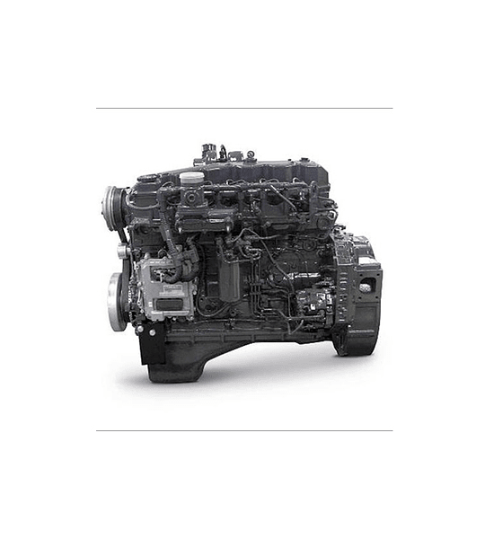 Manual de Taller Motor Iveco / New Holland F4GE0454C - F4GE0484G