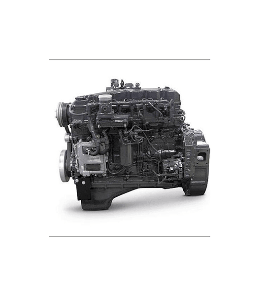 Manual de Taller Motor Iveco - New Holland - Case F4GE0484E -- F4GE0684F -- F4HE0684J ( Inglés )