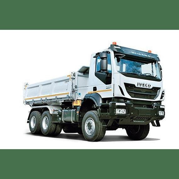 Manual de Taller Iveco Trakker Euro 4/5 ( Inglés )