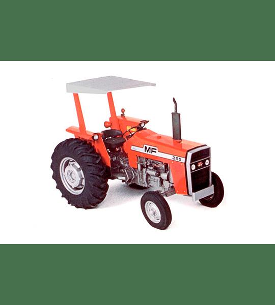 Manual de Taller Tractor Massey Ferguson MF255 - MF265 - MF270 - MF275 - MF290 ( Inglés )