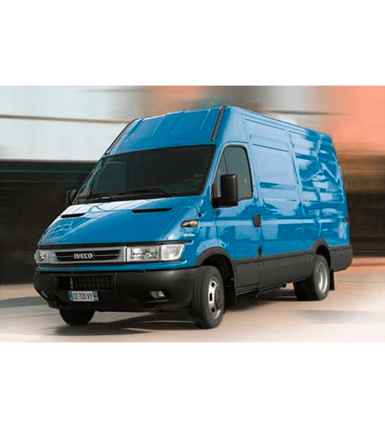 Manual de Taller Iveco Daily ( 1990 - 2006 ) Inglés