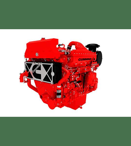 Manual de Taller Cummins  Motores QSK19 ( Inglés )