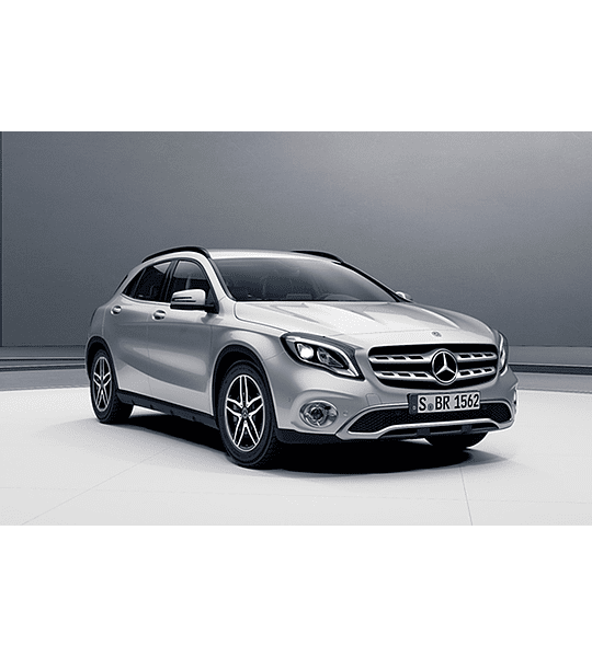 Manual De Taller Mercedes Benz X156 (2014–2019) Inglés