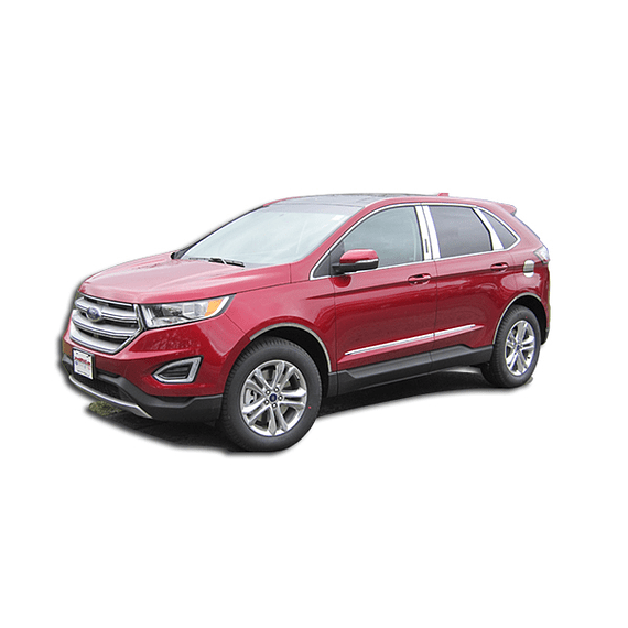 Manual De Taller Ford Edge (2015-2019) Español