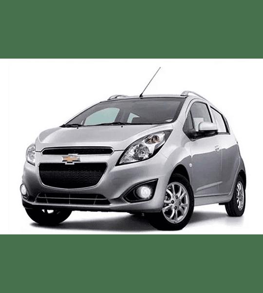 Manual De Taller Chevrolet Spark Gt (2015-2019) Español