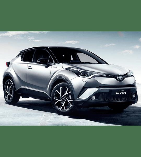 Manual De Taller Toyota C-HR (2016-2019) Español