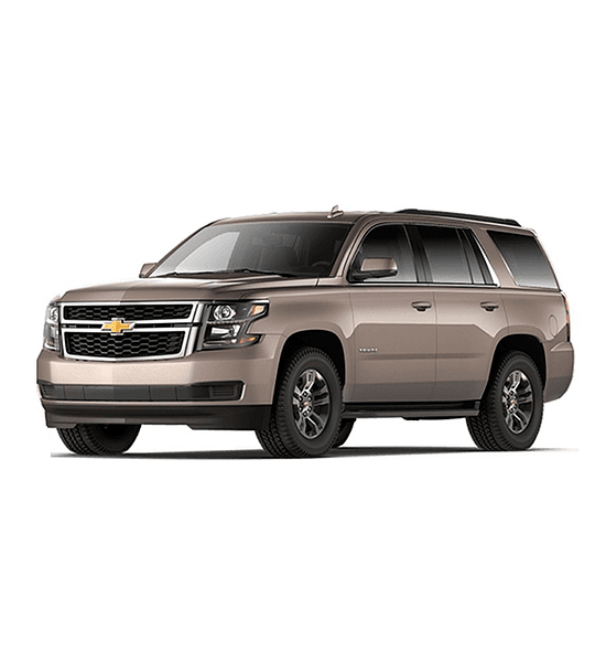 Manual De Taller Chevrolet Tahoe (2015-2019) Español