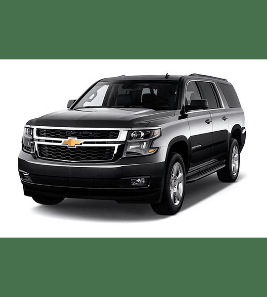 Manual De Taller Chevrolet Suburban (2015-2019) Español