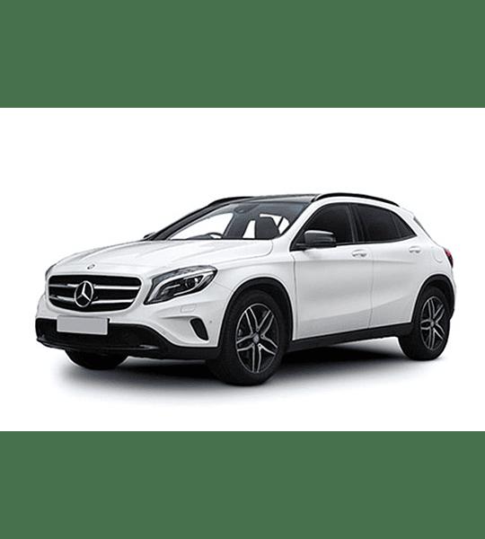 Manual De Despiece Mercedes Benz X156 (2014–2019) Español