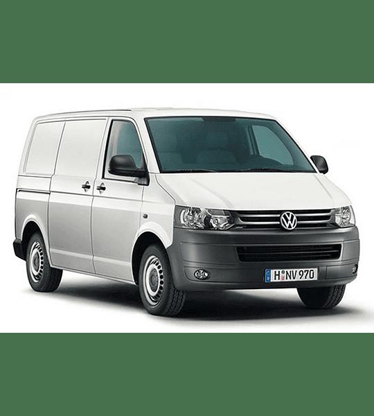 Manual De Taller Volkswagen Transporter (2015-2020) Inglés
