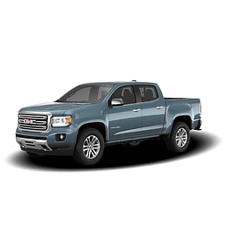 Manual De Taller GMC Canyon (2014-2019) Español