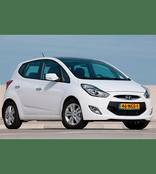 Manual De Taller Hyundai Ix20 (2010-2020) Español