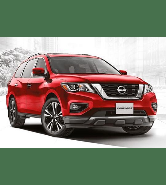 Manual De Taller Nissan Pathfinder (2013-2020) Inglés