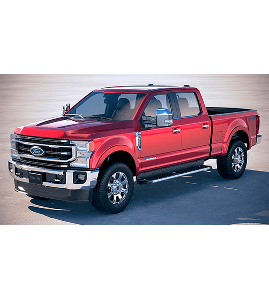 Manual De Taller Ford F350, F450, F550, F600 (2017–2020) Español