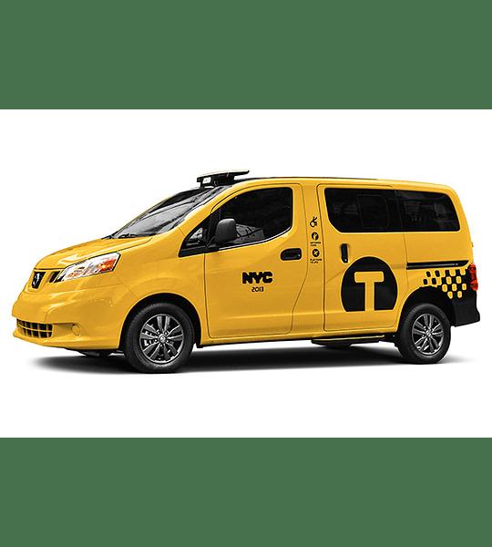 Manual de Taller y Reparación Taxi Nissan NV200 ( 2015 ) Inglés