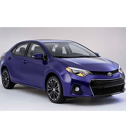 Manual de Usuario Toyota Corolla G10 II ( 2011- 2014 ) Inglés