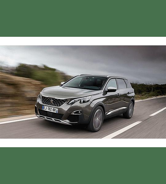 Manual de Usuario Peugeot Suv 5008 ( 2017 - 2018 ) Español