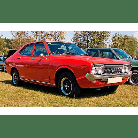 Manual de Taller Motor Datsun / Nissan  Serie A10 /12 ( 1970-1973 ) Español