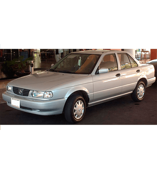 Manual de Taller Nissan V16 Serie B13 con OBD ( 2003 - 2007 ) Español