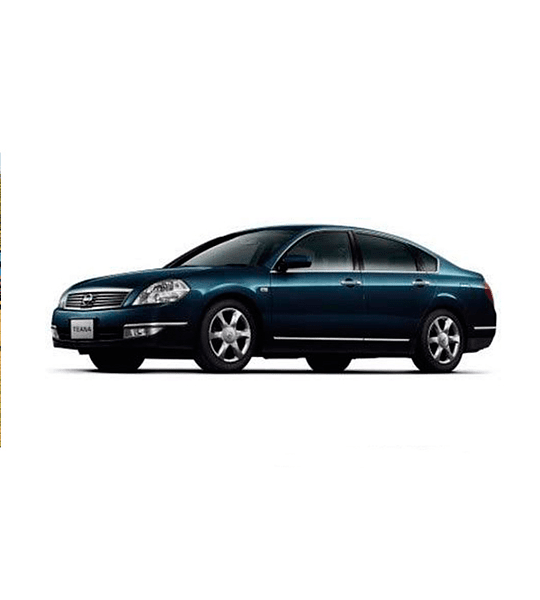 Manual de Taller Nissan Teana J31 ( 2003 - 2008 ) Inglés