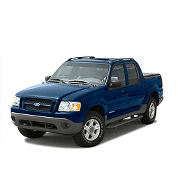 Manual de Taller Ford Explorer Sport Trac ( 2002 - 2005 ) Español