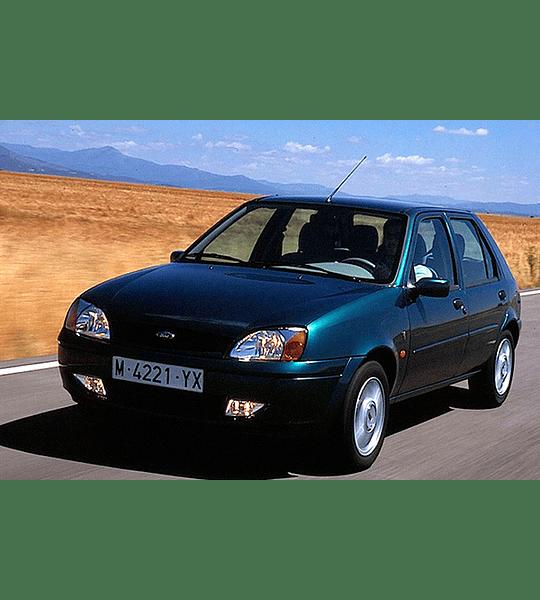 Manual de Taller  Ford Fiesta MK4 ( 1998 - 2001 ) Español