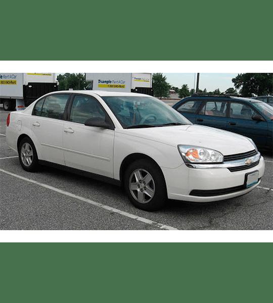 Manual de Taller Chevrolet / Chevy ( 2002 - 2005 ) Español
