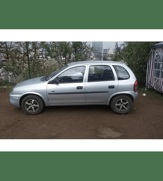 Manual de Usuario Chevrolet Corsa ( 2001 - 2006 ) Español