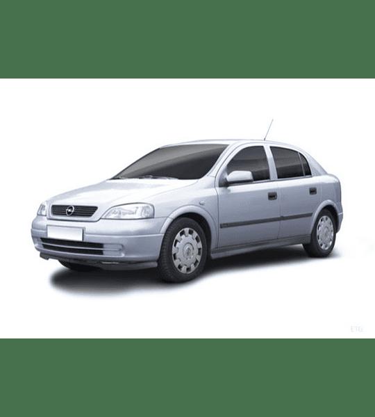 Diagramas Eléctricos Opel Astra ( 2002 - 2004 ) Español