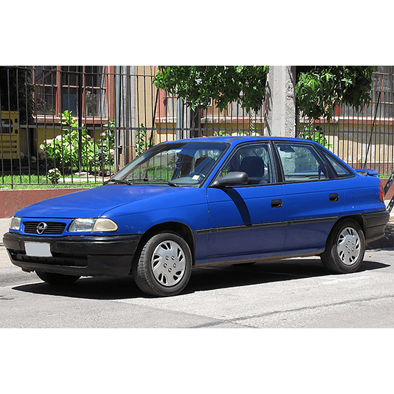 Manual de Taller Opel Astra F (1991-1998)  Inglés