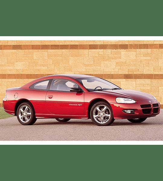 Manual de Taller Motor Dodge Stratus JA ( 1997 - 2000 ) Español