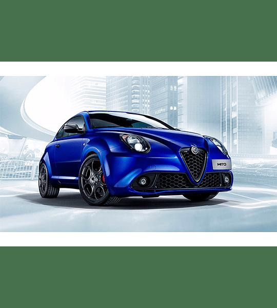 Manual De Taller Alfa Romeo Mito (2008–2018) Italiano