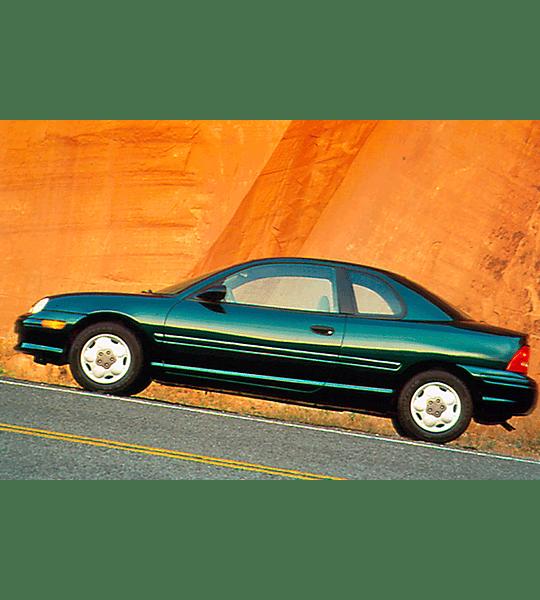 Manual de Taller Dodge Neón ( 1995 - 2000 ) Español