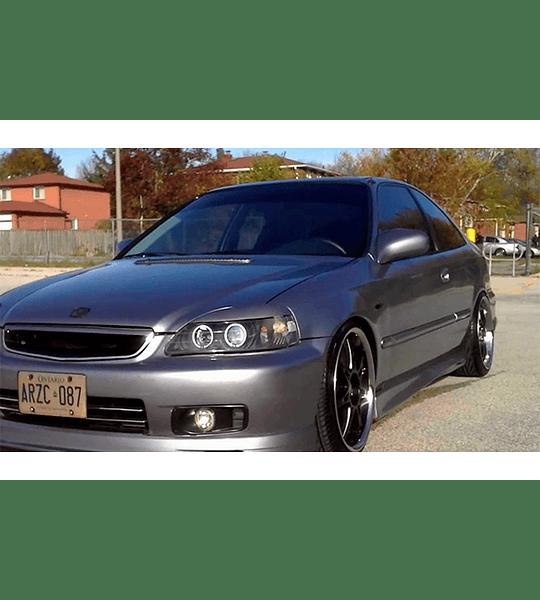 Manual de Taller Honda Civic EJ6,EJ7,EJ8 ( 1996-2000 ) Inglés