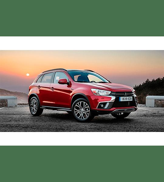 Manual de Taller Motor Diesel Mitsubishi ASX ( 2018 ) Inglés