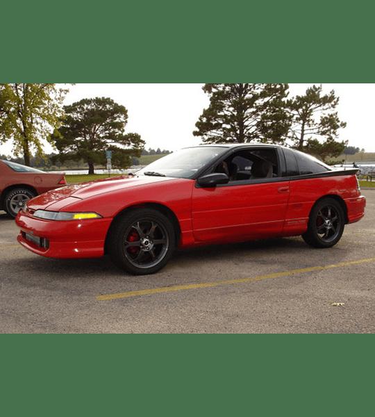 Manual de Taller Mitsubishi Eclipse / Chrysler Talon ( 1990-1994 ) Inglés