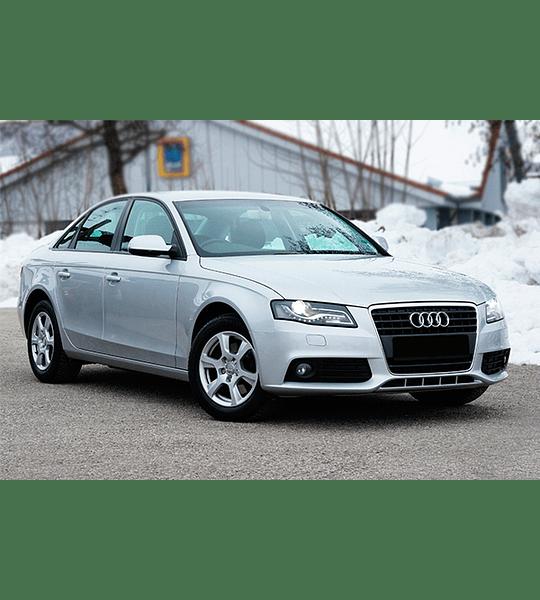 Diagramas Eléctricos Audi A4 B8  ( 2008 - 2015 ) Inglés