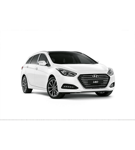 Manual De Taller Hyundai I40 (2011-2020) Español
