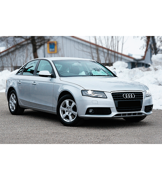 Manual de Usuario Audi A4 B8 ( 2008 - 2015 ) Español