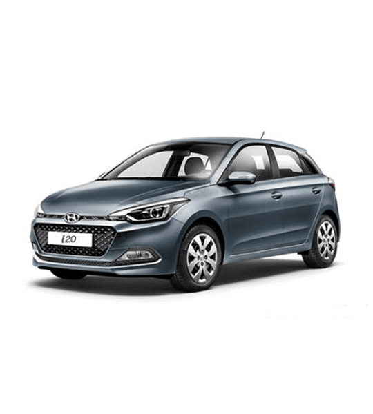 Manual De Taller Hyundai I20 (2014-2018)  Español