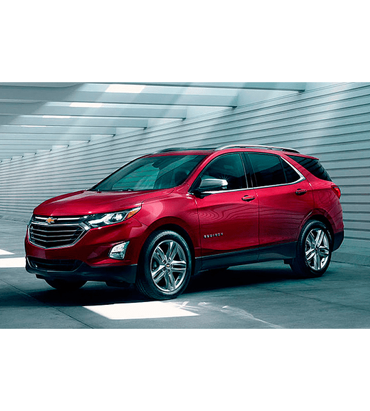 Manual De Taller Chevrolet Equinox (2017-2019) Español